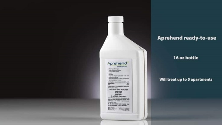 Sponsored: Aprehend: Biological Bed Bug Control