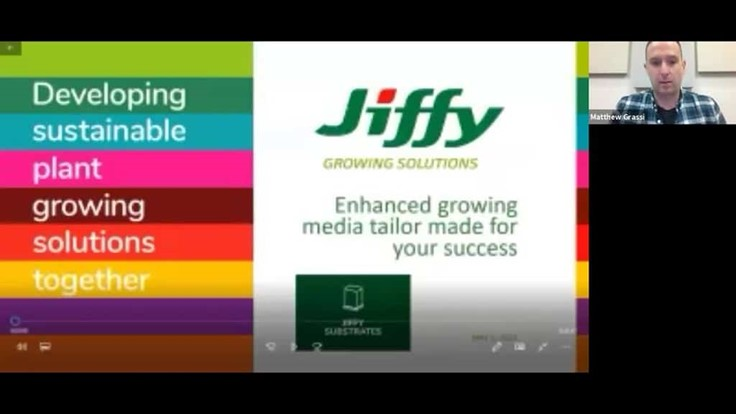 Enhanced growing media tailor made for your success