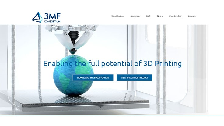 Extensions from 3MF bring efficiency, manageability to 3D printing