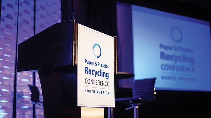 Recycling Today Media Group announces 2017 Paper & Plastics Recycling Conference agenda