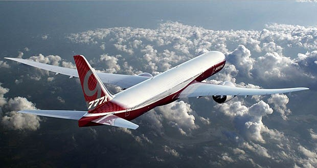 Boeing completes 777X firm configuration