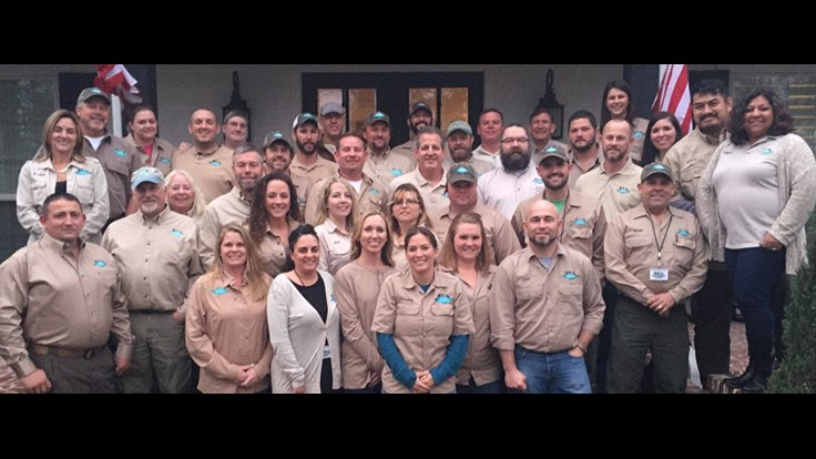 A All Animal Named a Top Franchise for Veterans