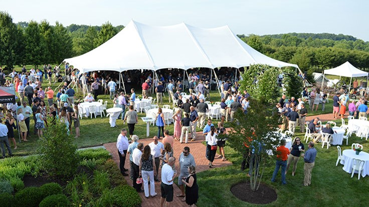 Ruppert Landscape and ABC host event