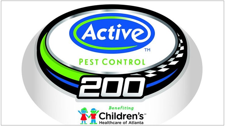 Active Pest Control Sponsors Truck Race at AMS