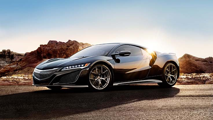 Acura NSX starts out at $156,000, can cost more than $200,000