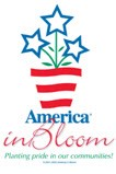 National Garden Club receives the America in Bloom Spirit Award