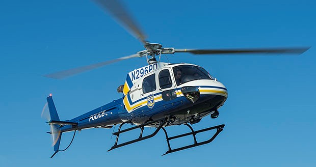 Philadelphia PD gets Airbus AS350 AStar helicopter