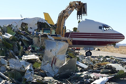 Aircraft Fleet Recycling Association Accredits Two More Recyclers