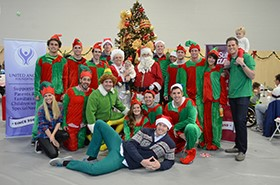Alterra Hosts 'North Pole Adventure' Charity Event