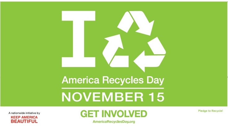 Keep America Beautiful launches #BeRecycled Sweepstakes