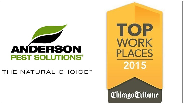 Anderson Pest Solutions A Chicago Tribune Top 100 Workplace