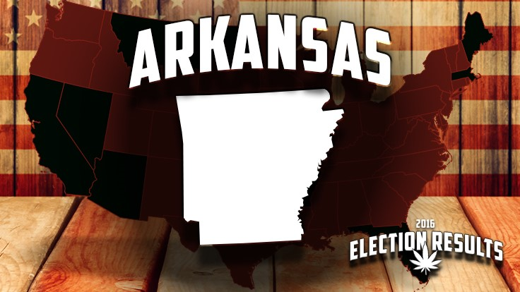 Arkansas Gets Big Win on Medical Cannabis Measure
