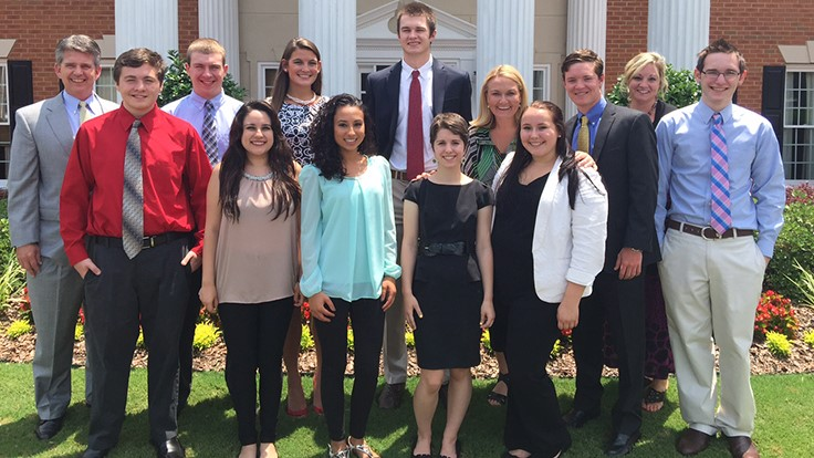 Interns Learn the Pest Control Industry