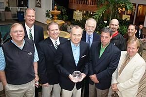 Golf environmental award for Georgia's Lieutenant Governor