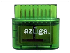 Azuga Offers Plug-and-Play GPS Device