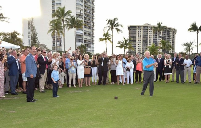 South Florida course reopens following redesign