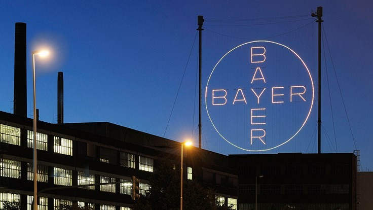 Bayer is in advanced negotiations on Monsanto deal
