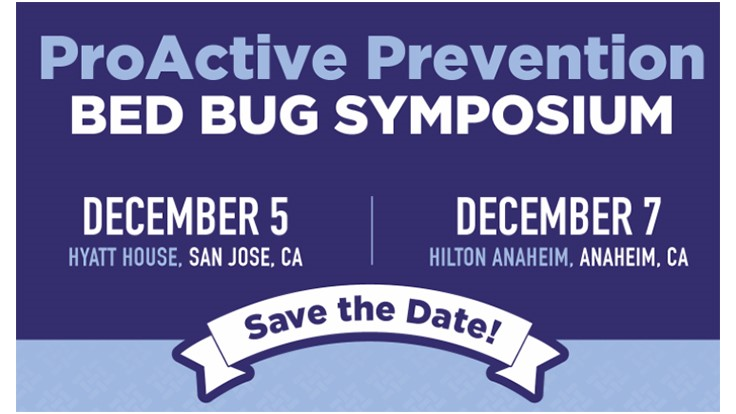 Allergy Technologies Announces California Bed Bug Symposia