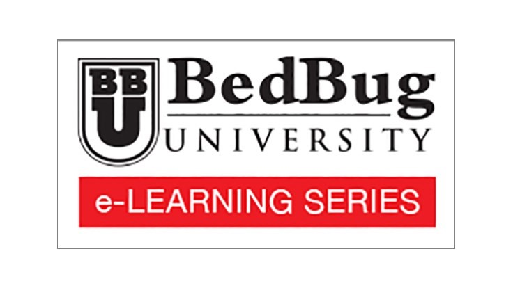 Bed Bug University Launches Three-Part E-Learning Module