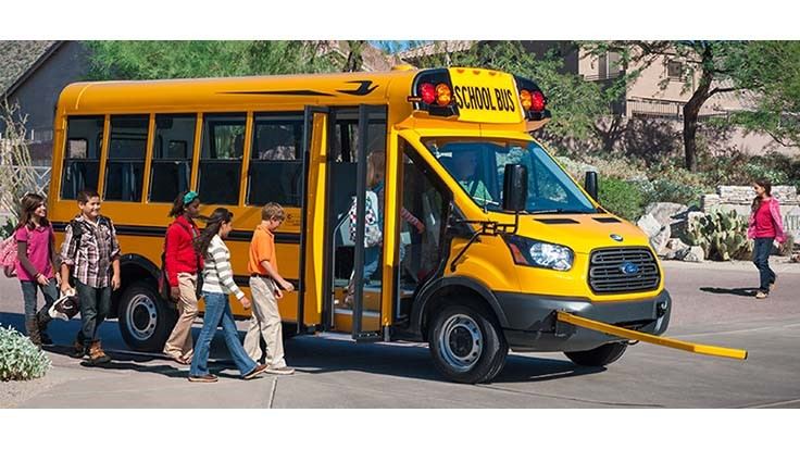 Blue Bird to offer two electric school bus options in 2018