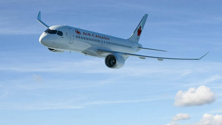 Air Canada, Bombardier finalize C Series order