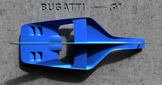 Video game to offer glimpse into Bugatti Veyron replacement