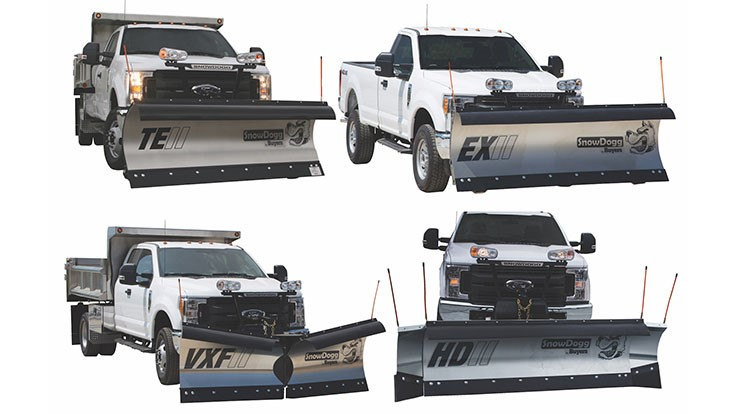 Buyers Products announces new snow plow lineup