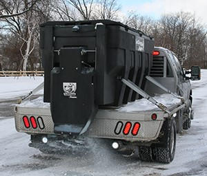Buyers introduces poly electric spreader
