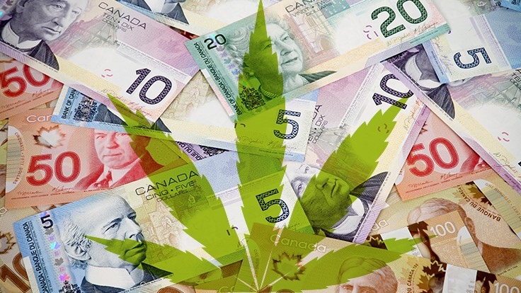 Two Major Canadian Banks Refuse to Take Cannabis Clients Due to 'The Nature of Their Business'