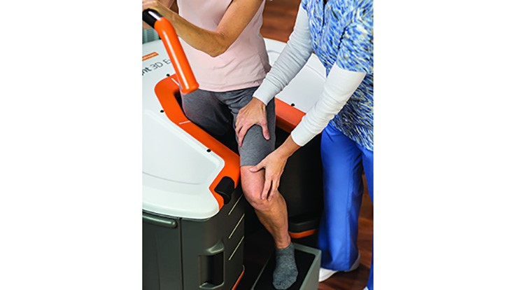 Carestream submits FDA 510(k) for OnSight 3D Extremity System