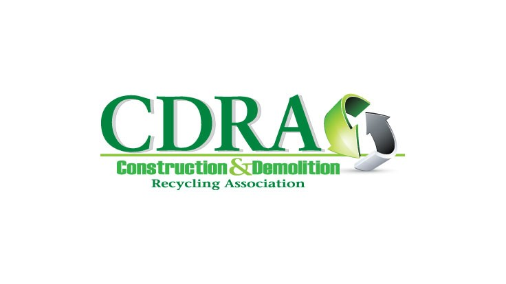 Construction and Demolition Recycling Association Awards entry deadline extended