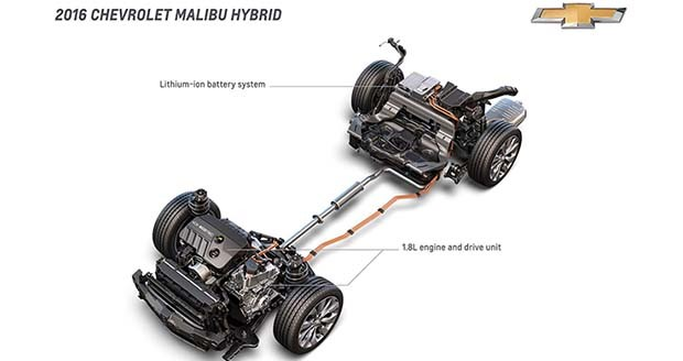 Chevy Malibu Hybrid promises higher mileage