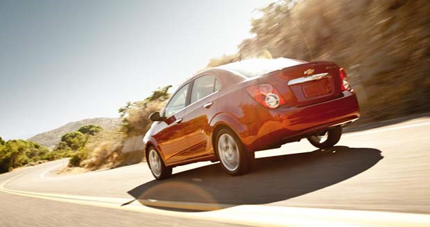 Chevy Sonic wins IIHS Top Safety Pick designation