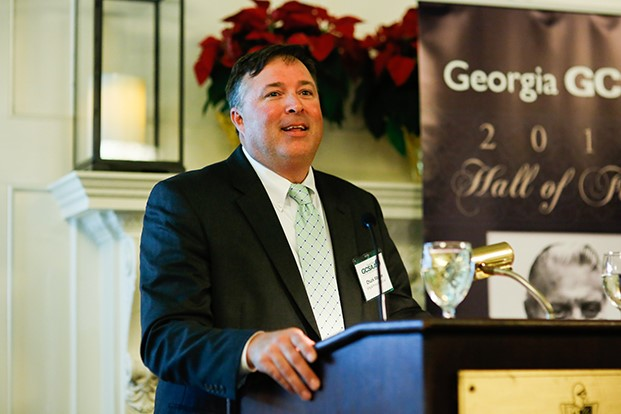 Georgia GCSA honors annual award winners