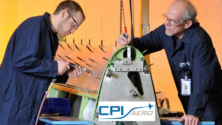 CPI Aerostructures expands relationship with Embraer