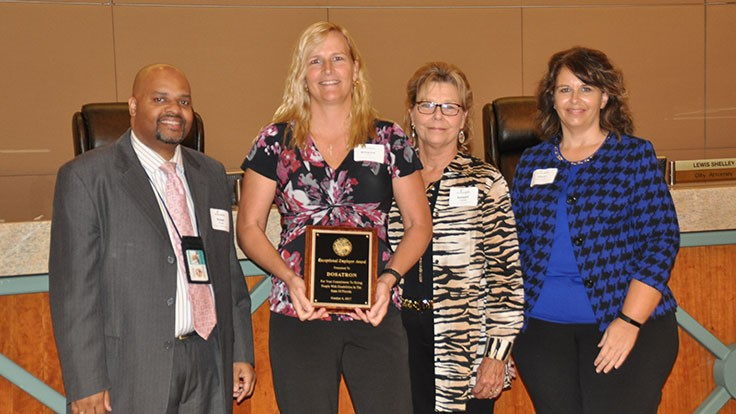 Dosatron receives Exceptional Employer Award