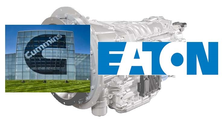 Cummins, Eaton create commercial truck transmission joint venture