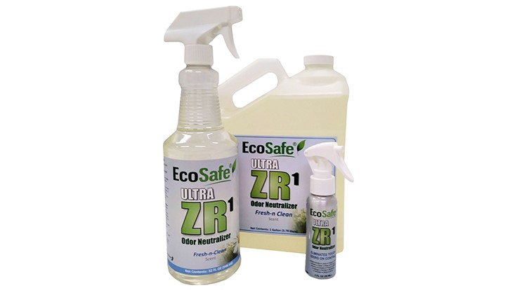 EcoSafe Labs Offers Odor Eliminators