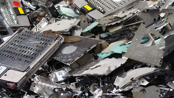 Study estimates half of Mexico's electronic scrap improperly handled