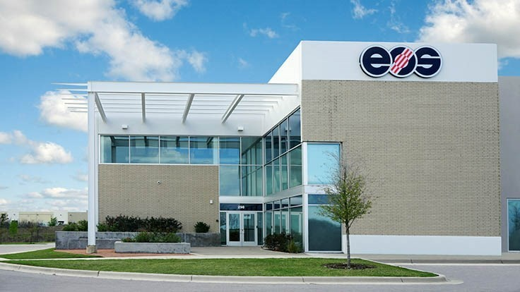 EOS opens new facility in Texas