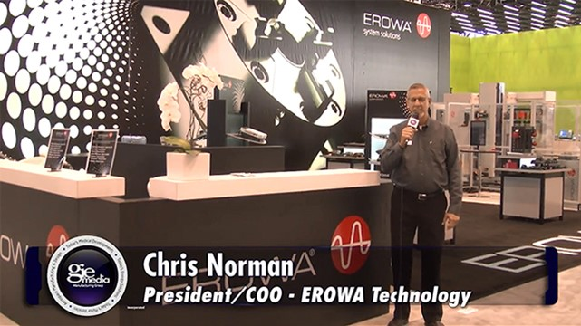 IMTS 2016 Booth Tour: EROWA Technology [VIDEO]