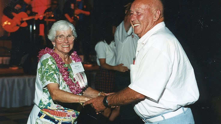 Co-founder of J. Frank Schmidt & Son Co., Evelyn L. Schmidt, dies