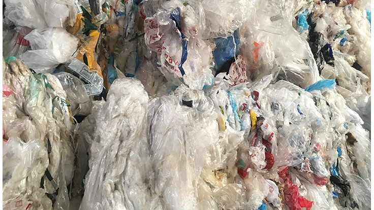 Plastic scrap flows to China evaporate