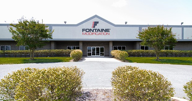 Fontaine opens upfit center near N.C. Freightliner plant