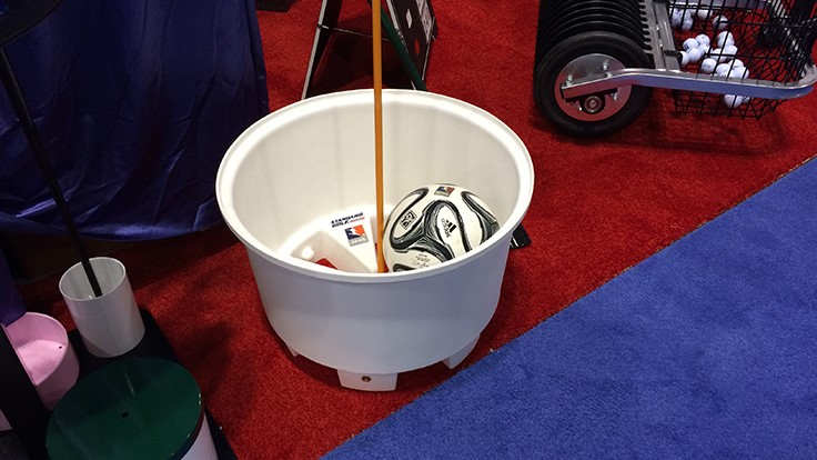 Standard Golf introduces new products