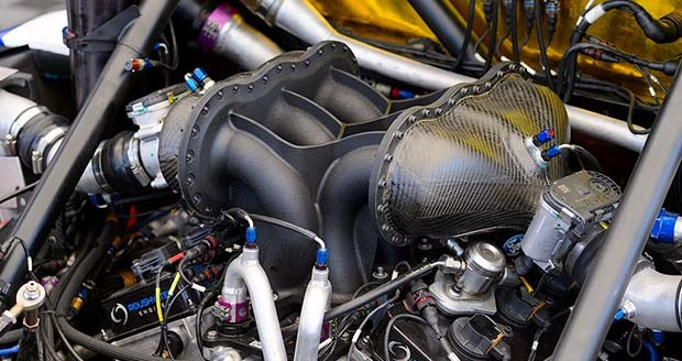 Ford Uses 3d Printed Race Engine Parts Today S Motor Vehicles