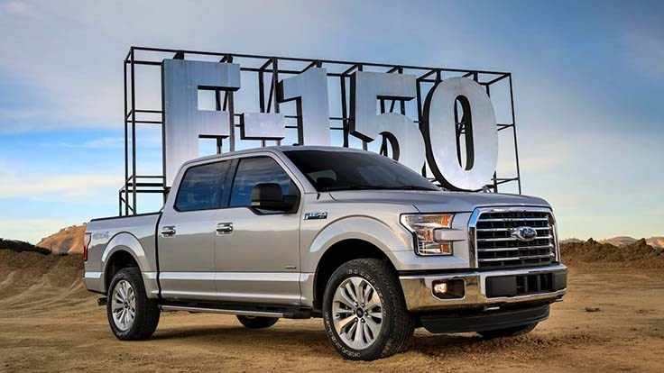 Ford offers start-stop on all EcoBoost pickups