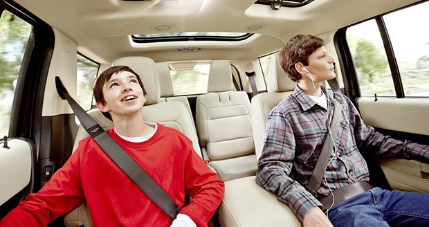 Ford to license inflatable seatbelt technology