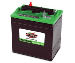 6-Volt Deep Cycle Golf Car Batteries - Golf Course Industry