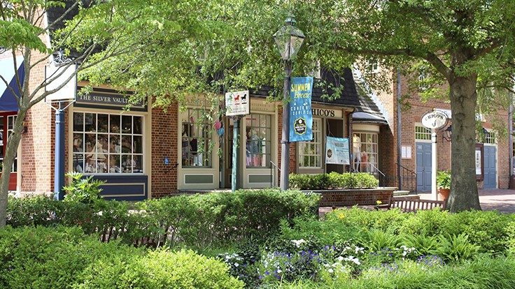 GCA Summer Tour to visit Colonial Williamsburg's Merchant Square